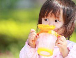 ガイアの水と子供